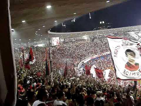 O senhor é do Flamengo - Torcida do Flamengo Maracanã - Maraca Antigo