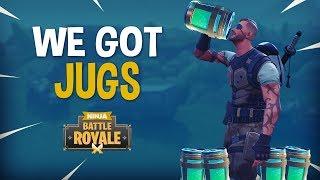 We Got Jugs!! - Fortnite Battle Royale Gameplay - Ninja