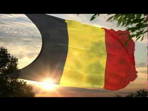 "Belgium: ""De Brabançonne"" — The Coldstream Guards Band"