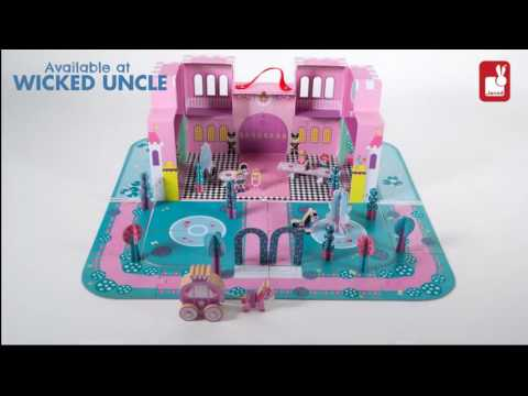 Youtube Video for The Enchanted Castle - Princess Playset