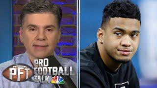 How NFL teams are preparing for 2020 NFL Draft | Pro Football Talk | NBC Sports