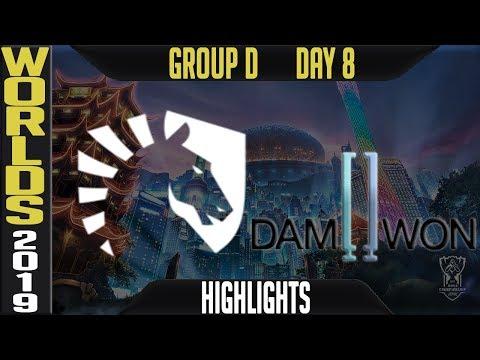 TL vs DWG Highlights Game 2   S9 Worlds 2019 Group D Day 8   Team Liquid vs Damwon Gaming