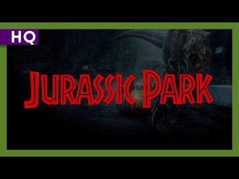 Video trailer för Jurassic Park (1993) Trailer