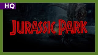 Jurassic Park (1993) Trailer
