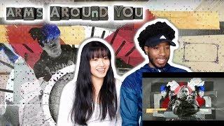 XXXTENTACION & LIL PUMP FT. MALUMA & SWAE LEE - ARMS AROUND YOU   MUSIC VIDEO REACTION