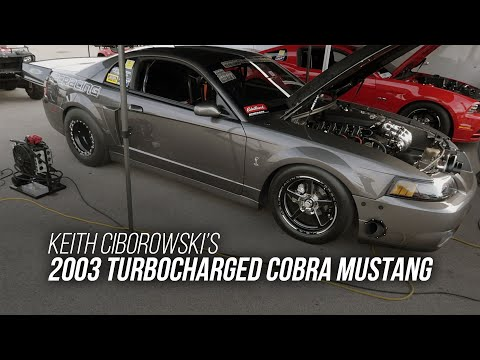 2003 Turbo Mod Motor Mustang Monster