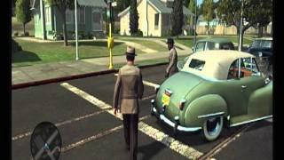 preview picture of video 'LA Noire, Chuckin' Laps'