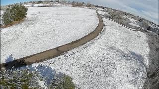 Snowy Blanket // iFlight DC3 // DJI HD DVR