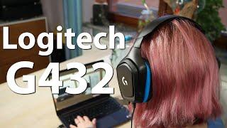 Logitech G432 Gaming-Headset - Der Nachfolger des G430 im Test - Besser als das Original?