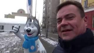 Каким мы увидели Красноярск 2019 - прогулка по городу.