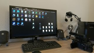 ASUS VS278Q - 27 Zoll HD Monitor Bildschirm 68,6 cm Full HD