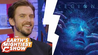 "Dan Stevens Teases ""More Music"" Coming to Legion B-B-B-BONUS | Earth's Mightiest Show"