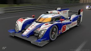 Gran Turismo Sport   Toyota TS030 Hybrid @ Circuit de la Sarthe