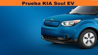 Prueba del Kia Soul EV electrico