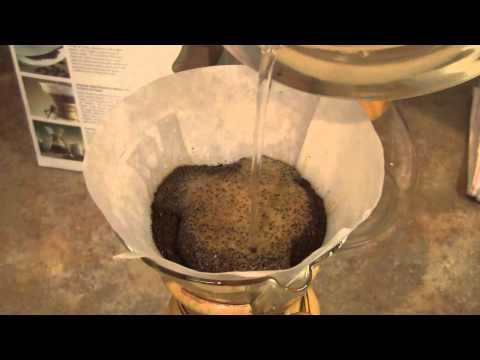 Chemex Coffeemaker: Making Gourmet Coffee
