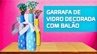 Aprenda, passo a passo, como fazer uma garrafa de vidro decorada com balão no tema Frozen. Gostou? Dê Like e inscreva-se no canal Amo Festas by Pri Porto!  - INSCREVA-SE NO NOSSO CANAL: https://www.youtube.com/channel/UCE01O2N4oLxMV9BEstmG28g?sub_confirmation=1  - FACEBOOK: https://www.facebook.com/amofestas  - INSTAGRAM: https://instagram.com/amofestas