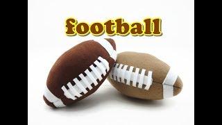 Felt Tutorial - Football