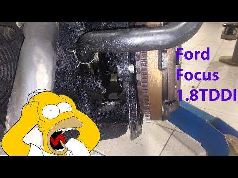 Фото к видео: Ford Focus 1.8 tddi. Часть 1 - Привет шатун:)
