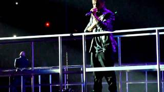 "JLS ""Other side of the world"" o2 Arena"