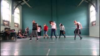 Euphoria - Eurovision song contest Choreography