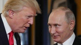 Трамп с Путиным вместе отбивались от американцев