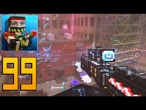 Pixel Gun 3D - Gameplay Walkthrough Part 99