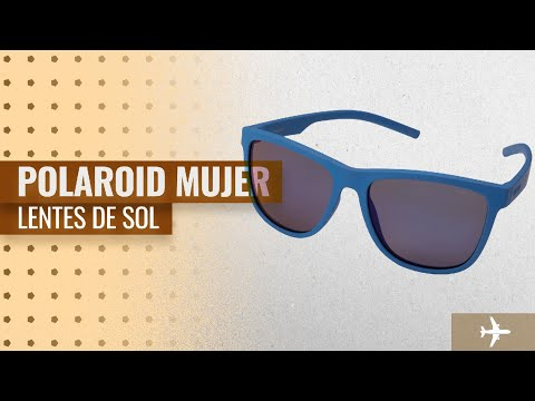 10 Mejores Polaroid Mujer Lentes De Sol 2018  Polaroid Sunglasses Pld6014s  Polarized Square 829eb8b4f9ca