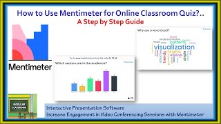 How to Use Mentimeter for Online Classroom Quiz?.. A Step by Step Guide