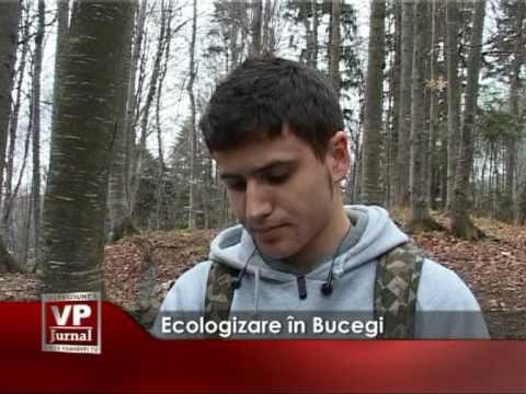 Ecologizare în Bucegi