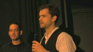 One Week - Joshua Jackson talks about the film