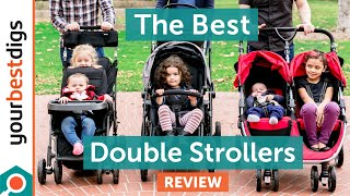 The Best Double Strollers - Reviewed & Tested