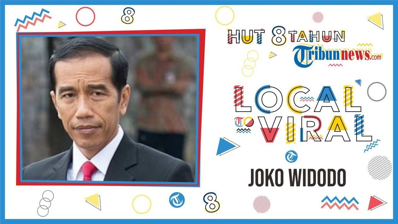 Joko Widodo: Berita Tribunnews Cepat, Aktual, dan Penuh Warna-warni