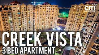 Creek Vistas Apartments Karachi - 3 Bedroom Furnished Apartment