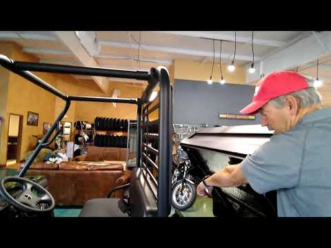 2021 Kawasaki Mule 4010 4x4 in Louisville, Tennessee - Video 1