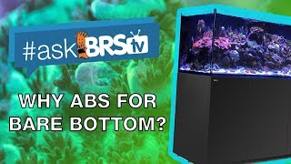 What's on the bottom of your bare bottom tank? - #AskBRStv
