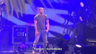 Братья Джонас, Nick Jonas - Teacher/Poison LIVE Y100 Jingle Ball