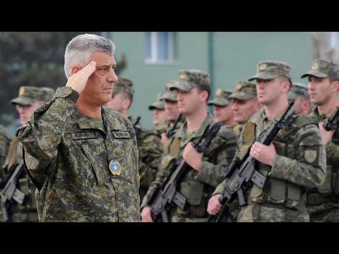 Διεθνής ανησυχία για τον στρατό του Κοσσυφοπεδίου