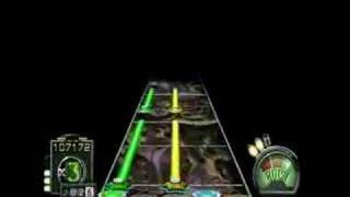 Breakdown Tantric Custom Guitar Hero Chart