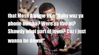Bow Wow - Is That You (P.Y.T) - (Lyrics)