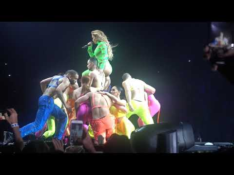 Jennifer Lopez: On The Floor: It's My Party in Montreal (07/10/2019)