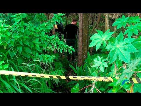 Adolescente de 17 anos é encontrada morta no matagal em Araucária.