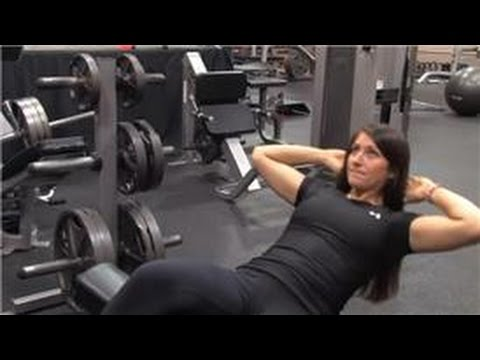 Incline Sit-up