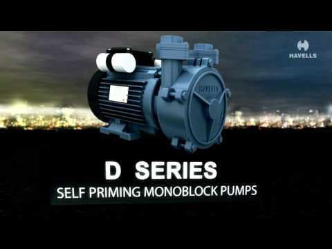 M-1 Havells Monoblock Pump
