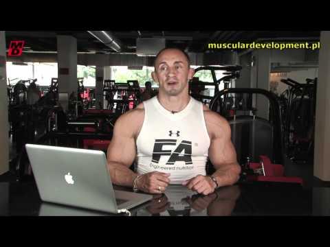 Bóle mięśni po pierwszym treningu