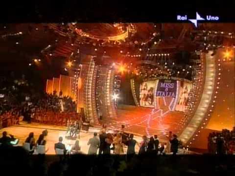 Zucchero  Bacco Perbacco Miss Italia 22 09 2006
