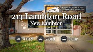 213 Lambton Road, New Lambton