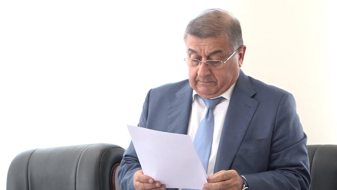 ԲԴԽ ն մերժեց Ռուբեն Վարդազարյանին կարգապահական պատասխանատվության ենթարկելու միջնորդությունը