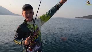 Рыбалка в бечичи с берега