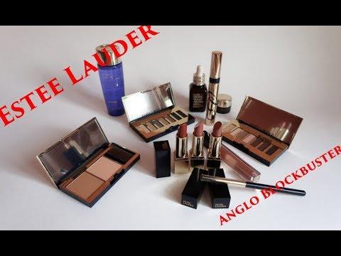 Набор косметики Estee Lauder Anglo Blockbuster/ обзор и распаковка