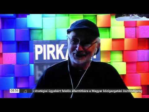 PIRKADAT Breuer Péterrel: Seres Attila